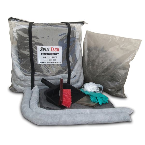 Universal Vehicle Spill Kit