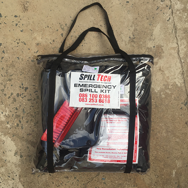 BIOZORB Vehicle Spill Kit